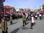 Sandvikens Bataljon ved Bryggesporen