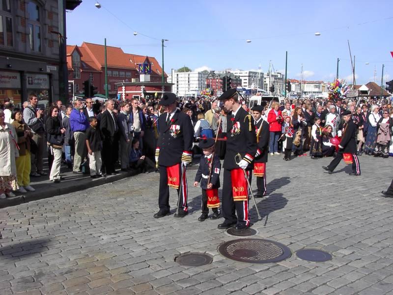 Wesselengens Bataljon ved Bryggesporen